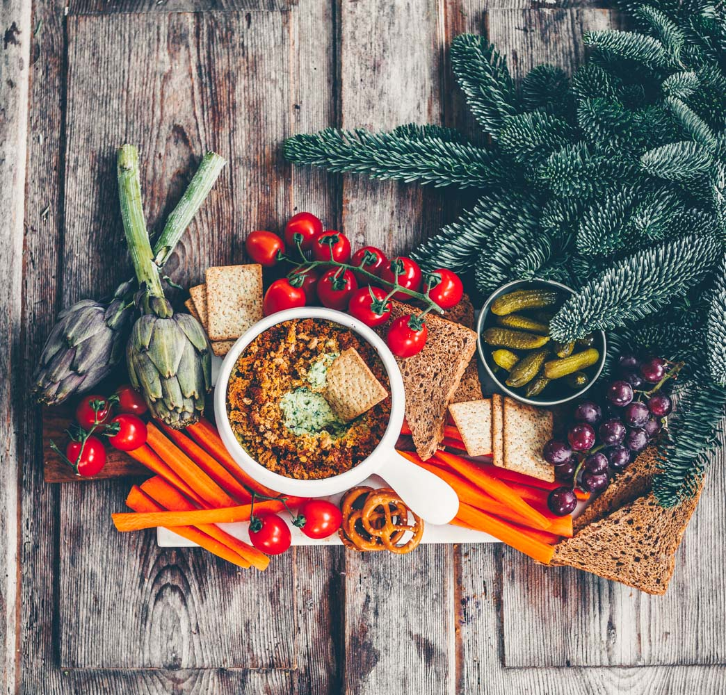 Christmas Menu Part 1- Dips and Snack Platters