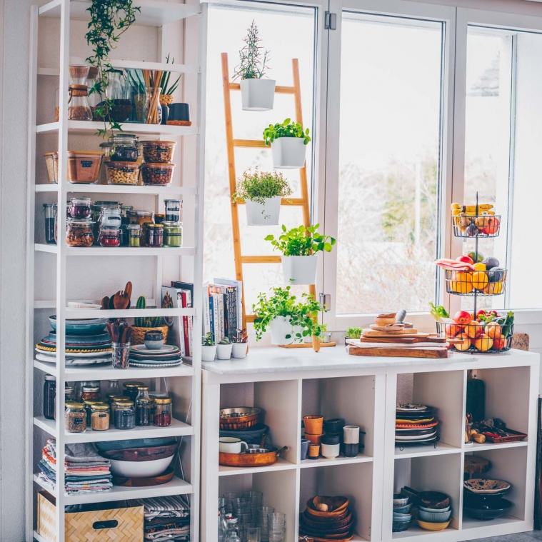 My kitchen – remodeling my work space