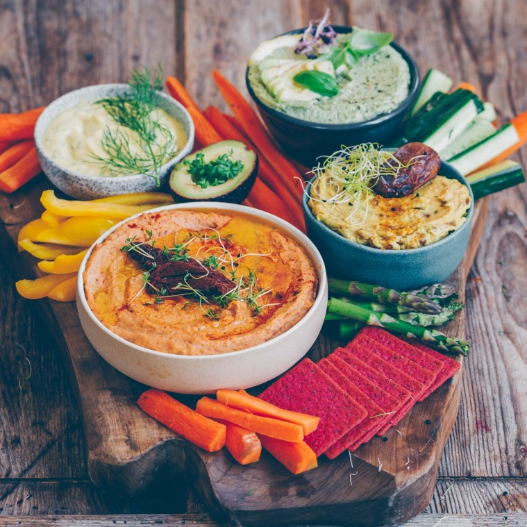 Our 4 favorite dips