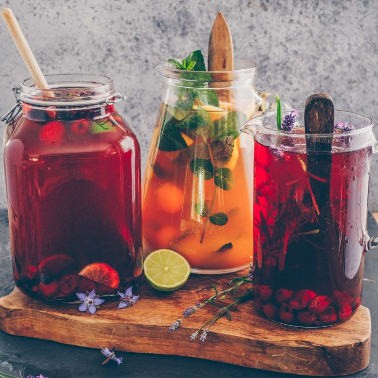 4 delicious iced tea recipes